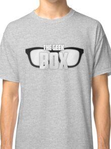 """The Geek Box"" tee-shirt Classic T-Shirt"