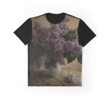 Still life with fresh lilac Graphic T-Shirt