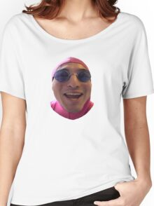 PAPA FILTHY FRANK - LAUGHING  Women's Relaxed Fit T-Shirt