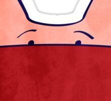 Freeezing Thyroid Sticker