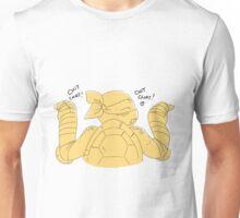 TMNT 2012 - Chit Chat Mickey Unisex T-Shirt