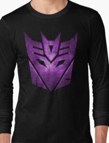 Transformers - Decepticons Long Sleeve T-Shirt
