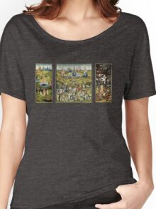 The Garden Of Earthly Delights Women's Relaxed Fit T-Shirt