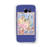 Ren and Stimpy Family Portrait Samsung Galaxy Case/Skin