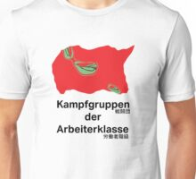 Kampfgruppen der Arbeiterklasse Unisex T-Shirt