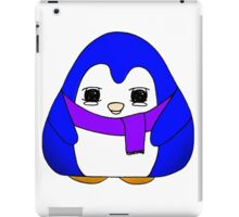 Blueberry  Gum Drop Penguin  iPad Case/Skin