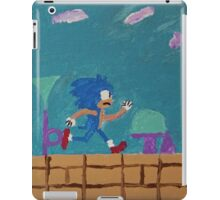 Aqua Lake Zone iPad Case/Skin