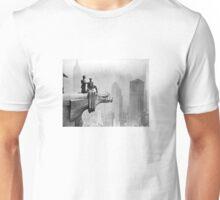 Chrysler Building smoker Unisex T-Shirt