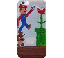 Goomba Stomp iPhone Case/Skin