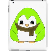 Keylime Gum Drop Penguin iPad Case/Skin