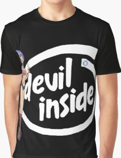There's a Devil inside Graphic T-Shirt