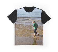 Shore run Graphic T-Shirt
