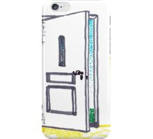 Entrance to the World iPhone Case/Skin