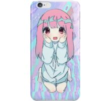 Pastel Anime Girl  iPhone Case/Skin