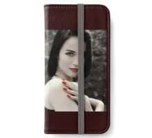 Red Nails iPhone Wallet/Case/Skin