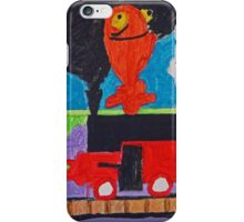 ChuChu Train iPhone Case/Skin