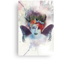 Eclectic Fairy Canvas Print
