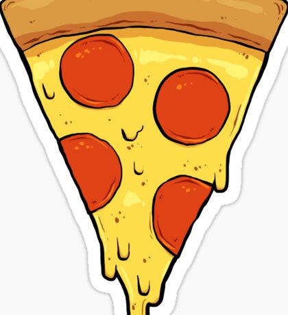 The Slice Sticker