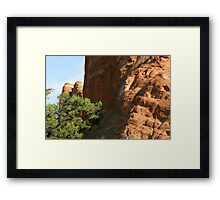 Arches 011 Framed Print