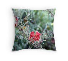 Wild Grape Throw Pillow