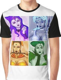 Black Moon Clan Graphic T-Shirt