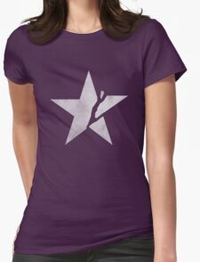 Insane Black ★ Rock Shooter Womens Fitted T-Shirt