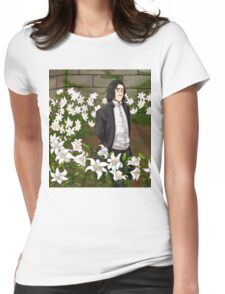 Lily Garden Womens Fitted T-Shirt