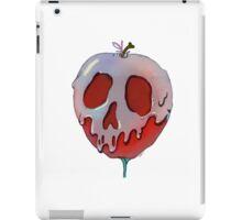 One Taste of the Poisoned Apple iPad Case/Skin