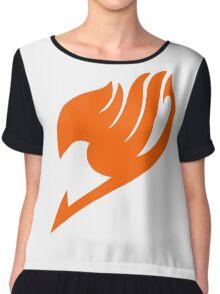 Fairy Tail Logo Chiffon Top