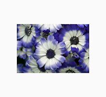 Blue & White Daisies Unisex T-Shirt