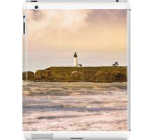 Newport Oregon - Nye Beach iPad Case/Skin