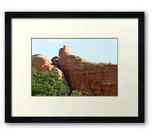 Arches 017 Framed Print