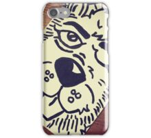 The Rabbit Bear iPhone Case/Skin