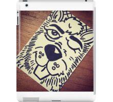 The Rabbit Bear iPad Case/Skin