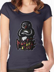 Noot Noot Women's Fitted Scoop T-Shirt