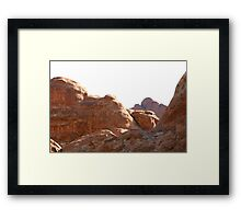 Arches 018 Framed Print