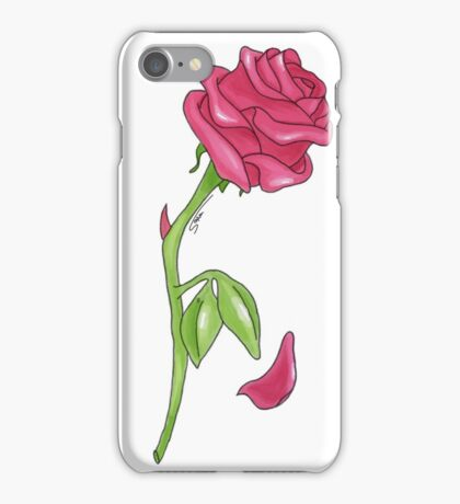 Enchanted Rose iPhone Case/Skin