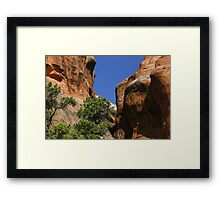 Arches 019 Framed Print