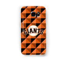 San Francisco Giants Samsung Galaxy Case/Skin