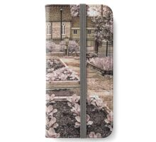 School Garden iPhone Wallet/Case/Skin