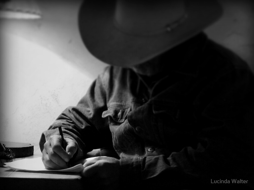 The Cowboy's Hands by Lucinda Walter