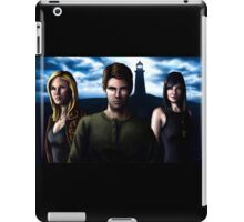 Haven; Audrey, Nathan, Jordan iPad Case/Skin