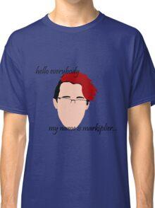 """Hello Everybody"" - Markplier Classic T-Shirt"
