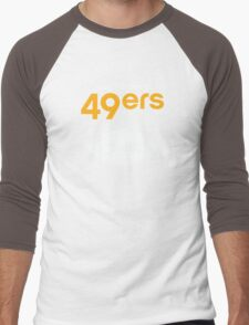 San Francisco 49ers Men's Baseball ¾ T-Shirt