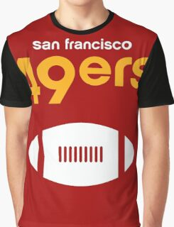 San Francisco 49ers Graphic T-Shirt