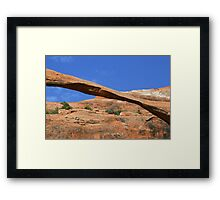 Arches 026 Framed Print