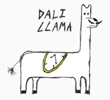 Dali Llama One Piece - Short Sleeve