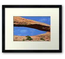Arches 027 Framed Print