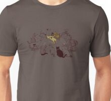 Cat Fight Club T-Shirt