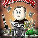 GOT FADED JAPAN PODCAST.  the intern, FADED FRED by thespiltink